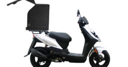 Kymco Agility 50 Carry